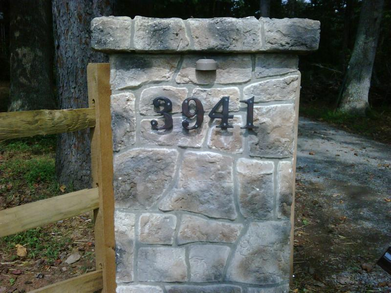 Cortes Landscaping Stone Pillars To Go